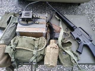 ヴェトナム戦装備